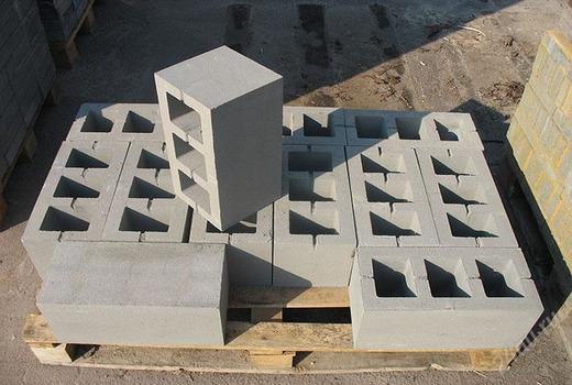 Преимущества бетонных блоков