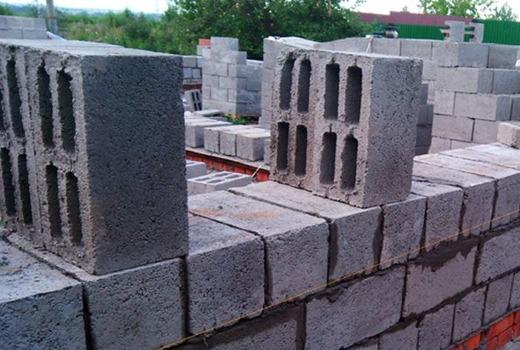 Недостатки строительного материала