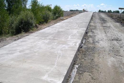 Качество бетонных дорог