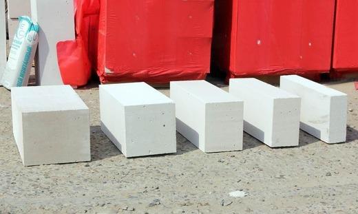 Блоки газосиликатные плохо переносят зиму