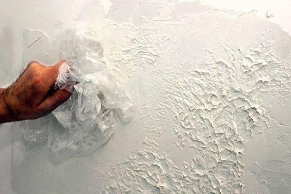 Создание декоративного покрытия