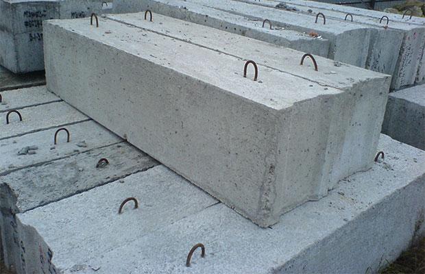 Блоки ФБС производятся из высокосортного тяжелого бетона и армируются прутьями из металла