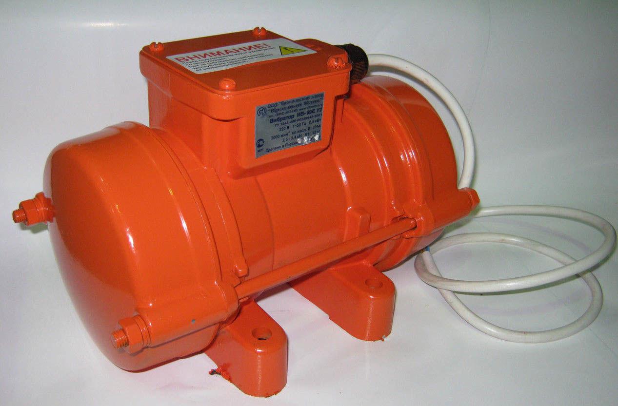 Двигатель модель ИВ-98 для вибростола