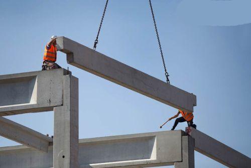 Межэтажные перекрытия из железо-бетонных балок