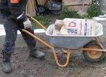 Тачка для перевозки различных грузов