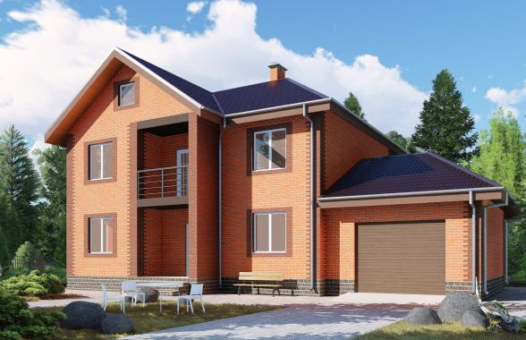 Дом К-082