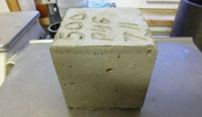 Состав дорожного бетона