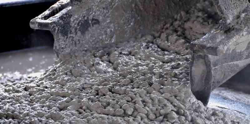 расчёт количества цемента на фундамент
