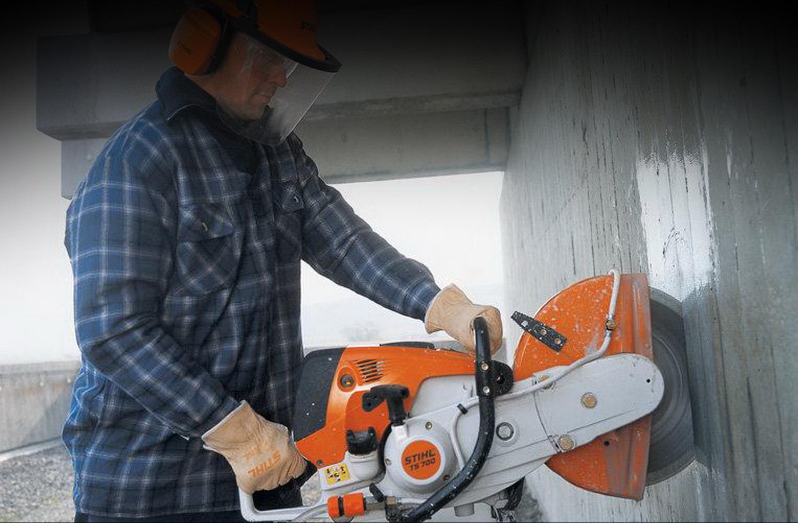 Благодаря этой технологии стало возможным разрезать строительные конструкции толщиной до 0,5 метра
