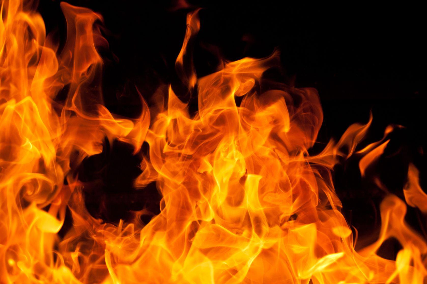 У газобетона повышенная огнеупорность