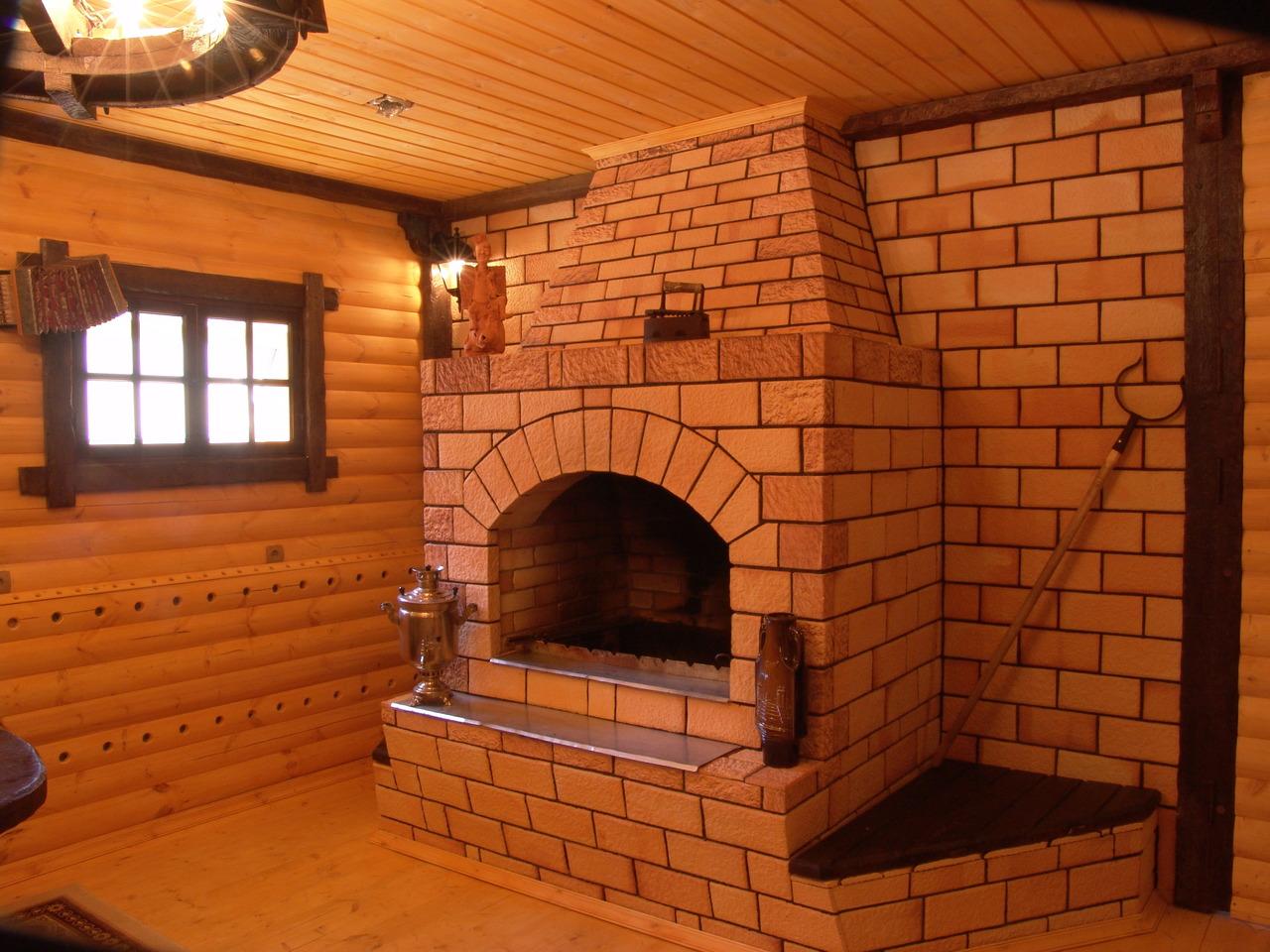 Огнеупорные смеси для печей и каминов обладают повышенной термоустойчивостью и трещиноустойчивостью