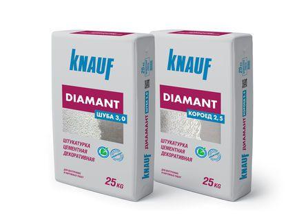 Декоративная штукатурка Knauf Diamant