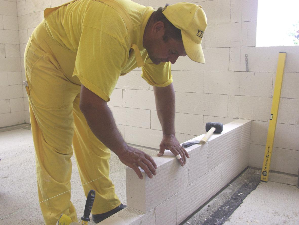 В стенах из газоблоков могут заводиться грызуны