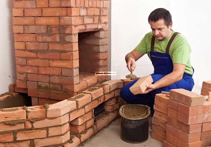Характеристики огнеупорного цемента