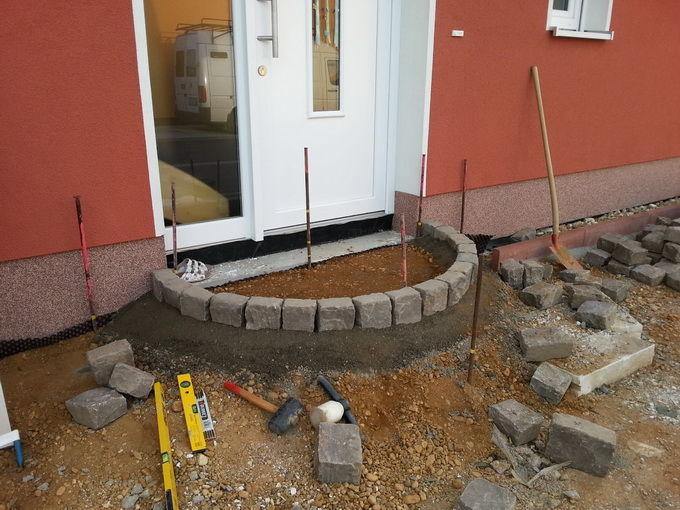 Лучшего материала нежели бетон не найти, так как имеет сбалансированное соотношение цены и качества