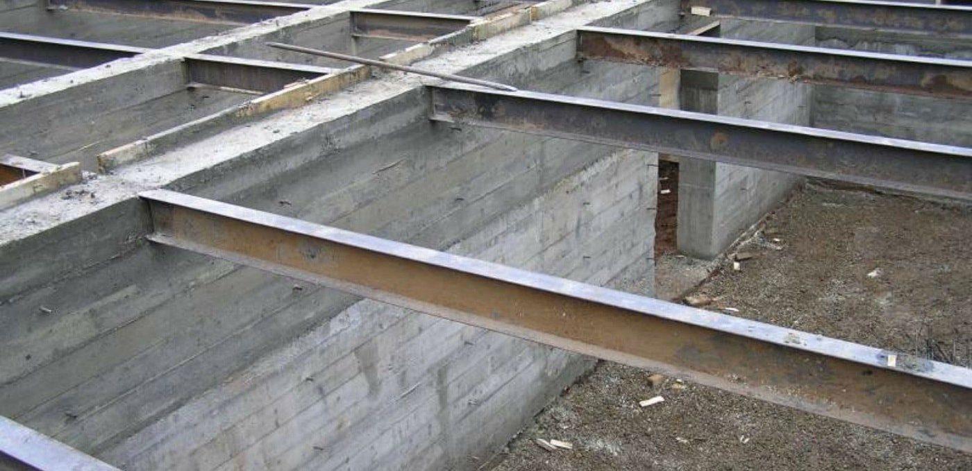 В настоящее время в строительстве используется два типа перекрытий: балочные и безбалочные