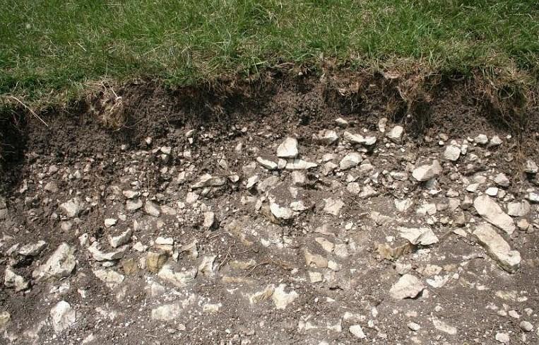 Грунт скального типа