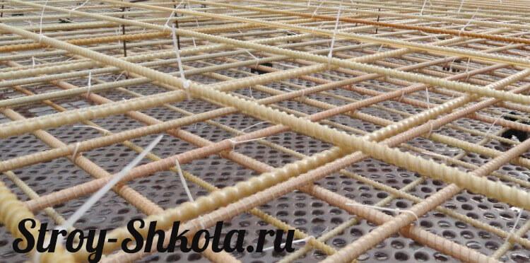 Стеклопластиковая арматура - фото