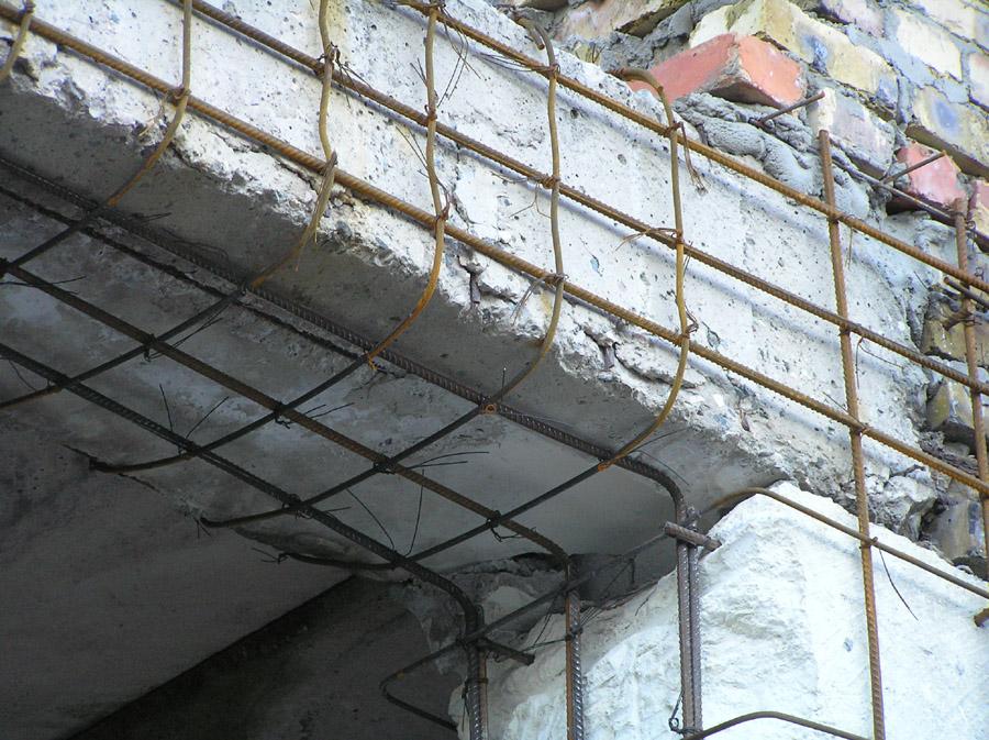 Основной причиной необходимости усиления перекрытия является его неудовлетворительное техническое и эксплуатационное состояние