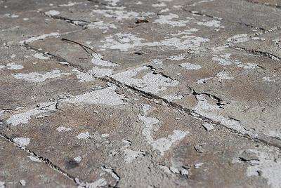 Деформация бетона зимой
