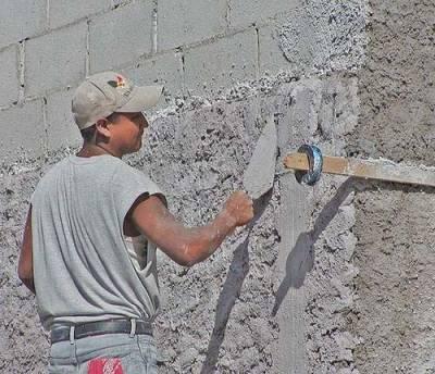 Применение алебастра в строительстве.