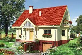 Просторный дом из газобетона 8.9x11.3 218.6 кв.м.