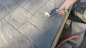 Декоративный бетон