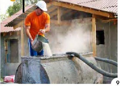 Строительство домов из монолитного пенобетона