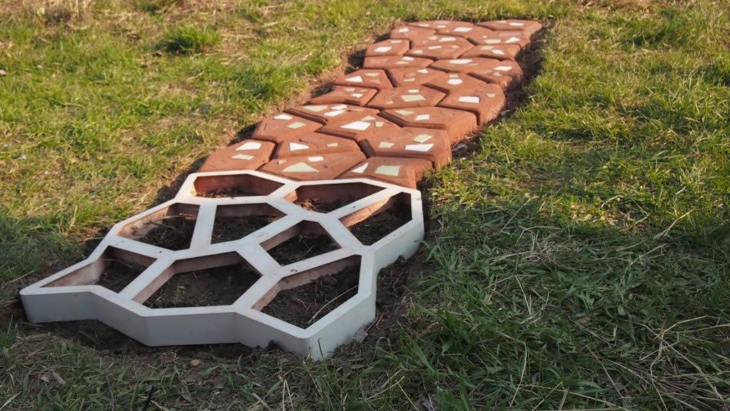 Формы из бетона