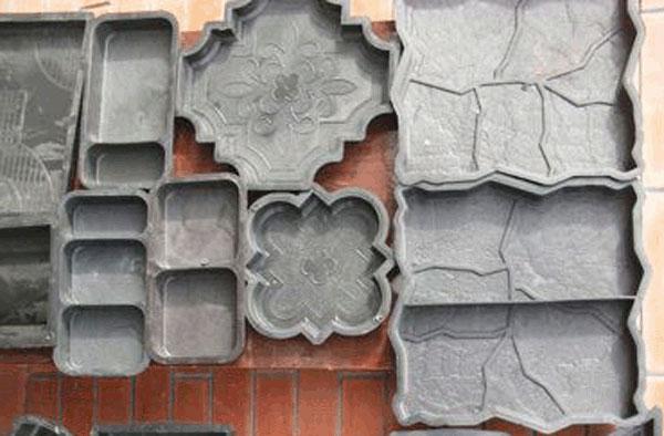 Плитка разной формы