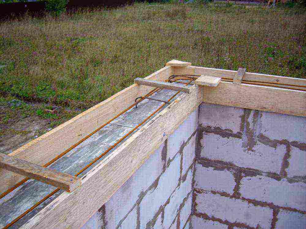 фундамент для веранды к дому из газобетона своими руками проекты