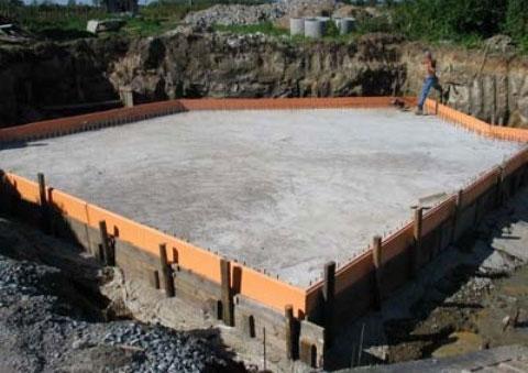 полное отвердение бетона