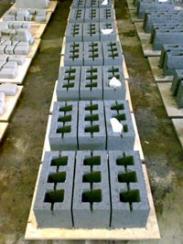 Изготовление бетонных блоков своими руками