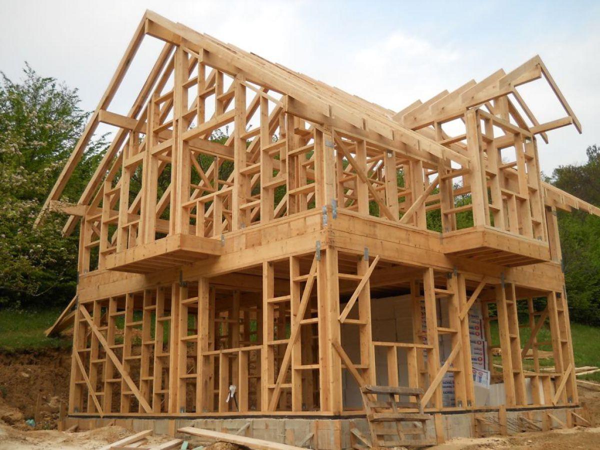 Каркасный дом своими руками. Каркасные конструкции 5671