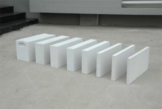 Изготовление блока из газобетона