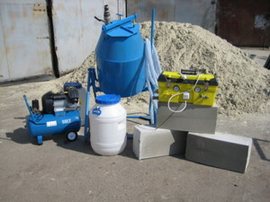 Как используется в строительстве пенобетон