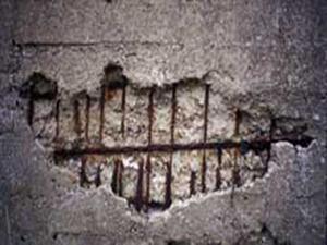Из-за чего возникают трещины в бетоне