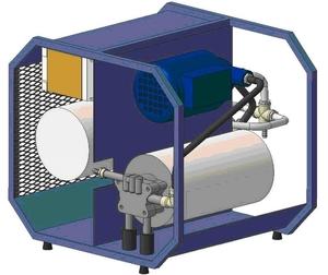 Изготовление пеногенератора для пенобетона своими руками