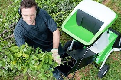 Измельчитель веток - незаменимый утилизатор растительных отходов