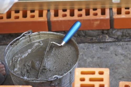Как приготовить цементный раствор. Приготовление цементного раствора