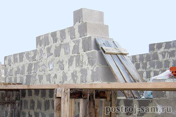 плюсы домов из керамзитобетонных блоков