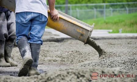 marki betona