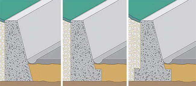 Для изготовления массивных стен необходимо много материала