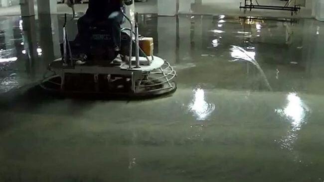 Мокрая шлифовка