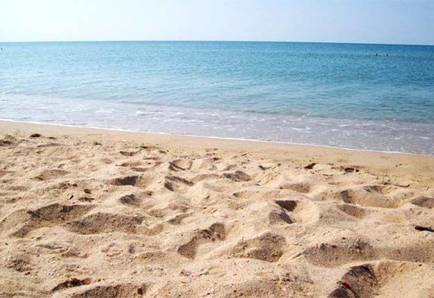 Морской песок
