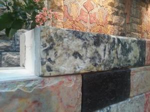 Мрамор из бетона состав