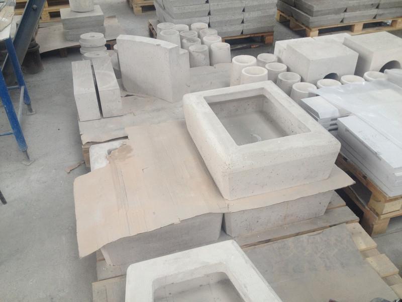 Описание жаропрочного бетона