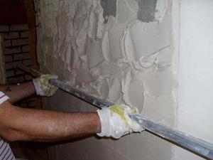Как отштукатурить стены