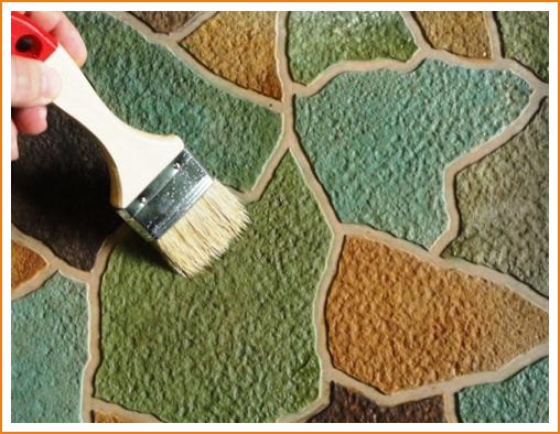 Какой пигмент краситель лучше выбрать для окрашивания бетона своими руками?