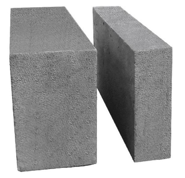 пеноблоки стеновой и перегородочный